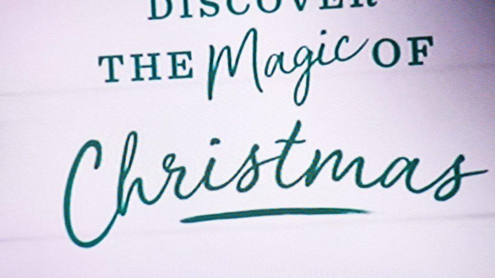 The Magic of Christmas 2019