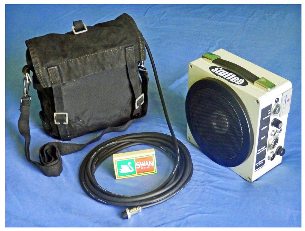 Mk2.5 with shoulder bag