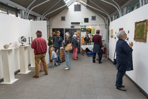 Exhibition at Norwich Arts Centre 2017