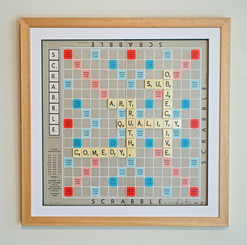 Scrabble search for TRUTH
