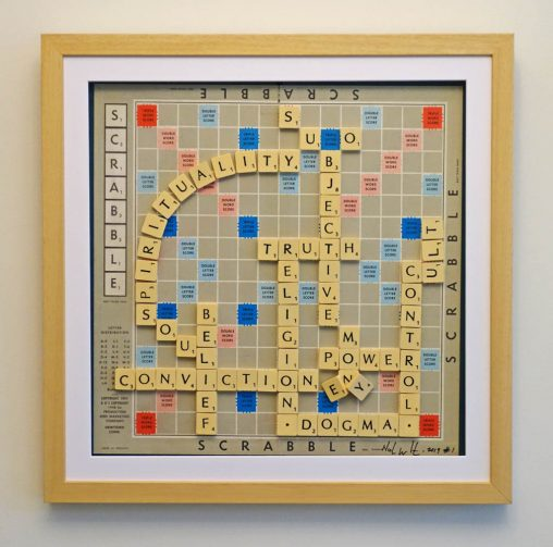 Scrabble search for religion