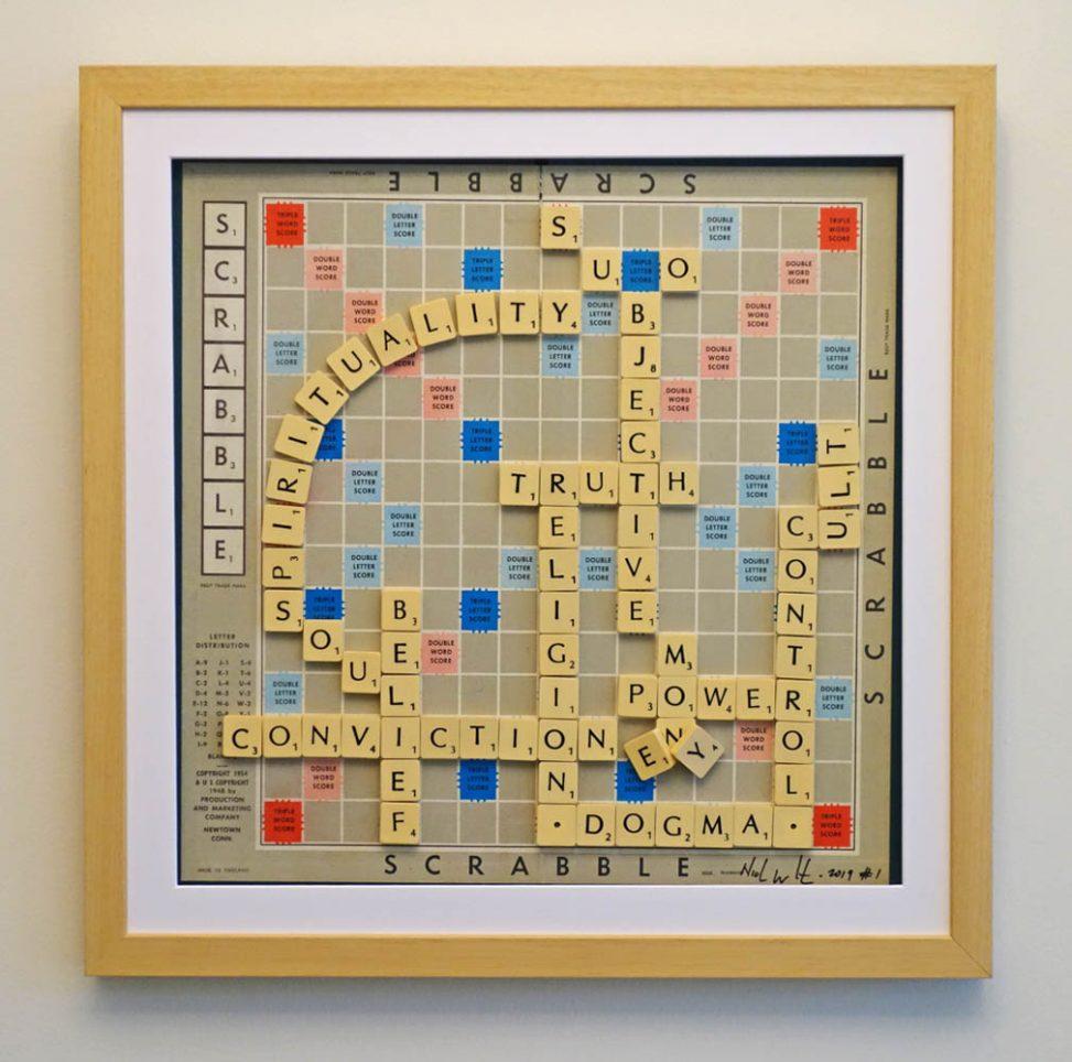 Scrabble search for religion